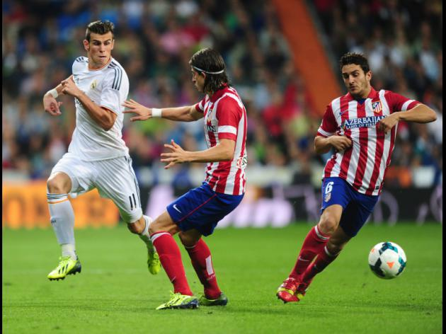 Top Five Atletico Madrid - Real Madrid clashes
