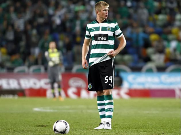 Newcastle step up interest in Sporting Lisbon defender Eric Dier