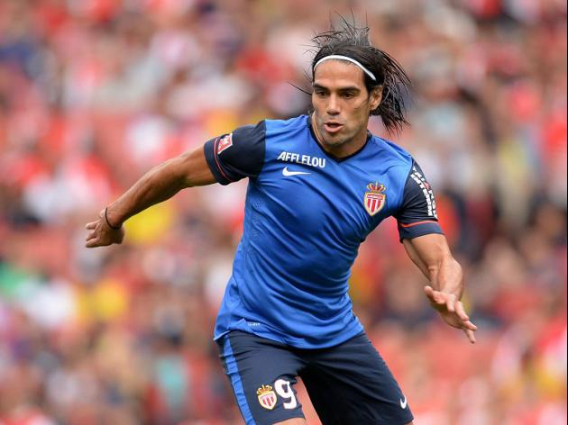 Falcao arrival excites Rooney