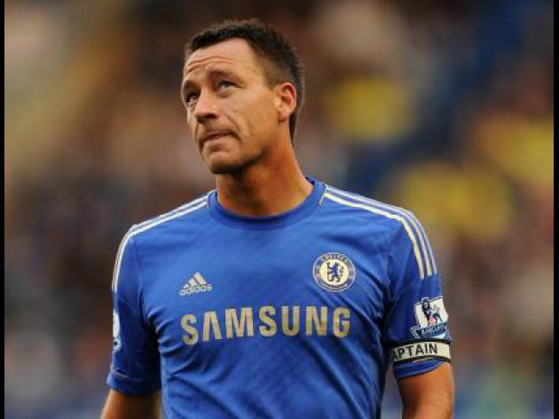John Terry to Fenerbache? A Terry turkey trot would be the end of an era at Chelsea?