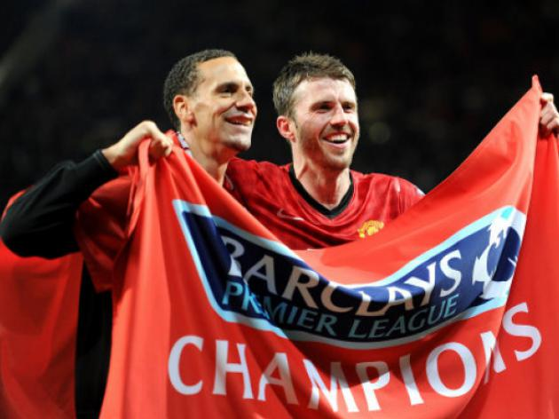 PFA Team of the Year: De Gea, Ferdinand, Carrick and Van Persie fly the United flag