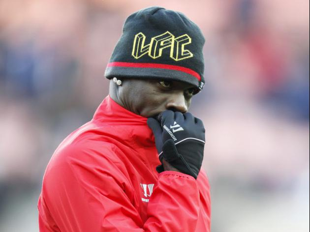 Rodgers: Balotelli has Reds future