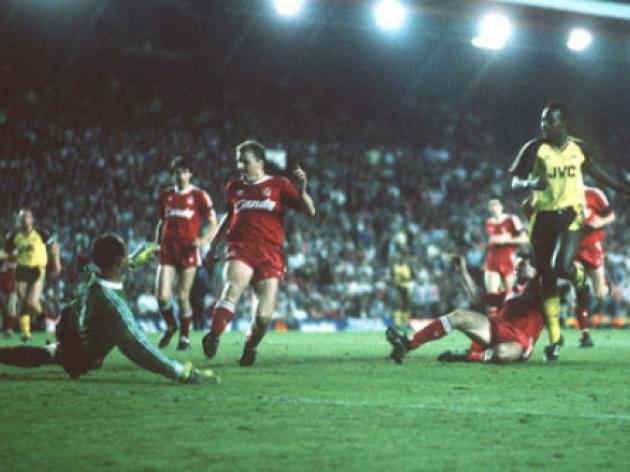 Top 10: Title deciding games - 1 -  Liverpool v Arsenal - 1989