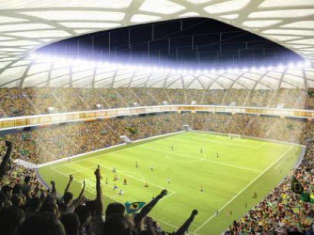 Arena da Amazonia - World Cup 2014