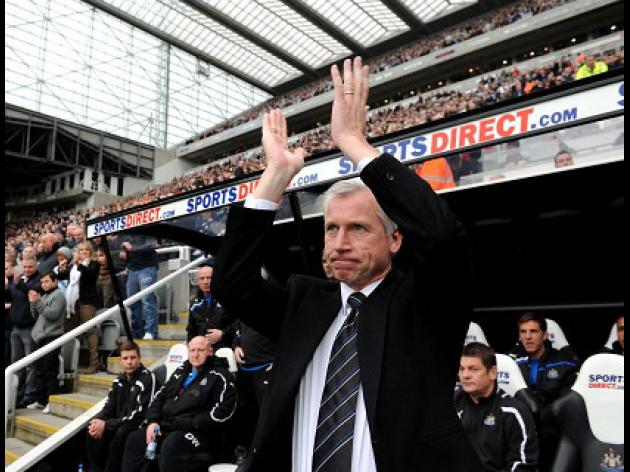 Newcastle V Stoke at Sports Direct Arena : Match Preview