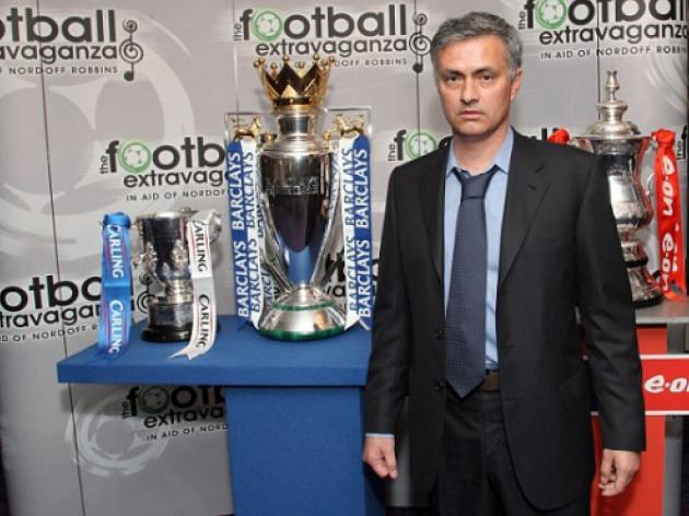 Jose Mourinho wants Premier League return