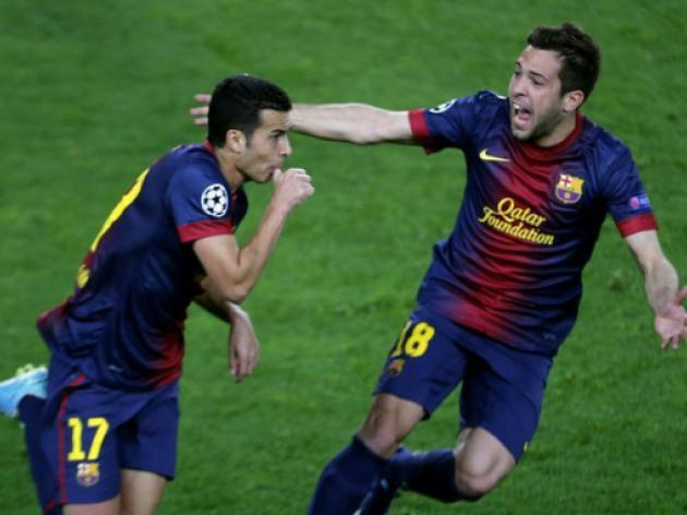 Barca, PSG, the pressing game and that incandescent magic