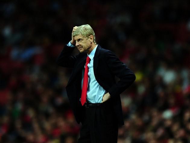 Wenger laments Gunners naivety