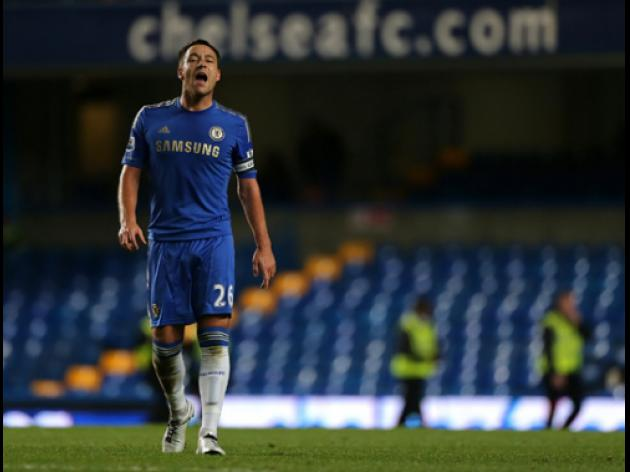Chelsea pleased Terry could play
