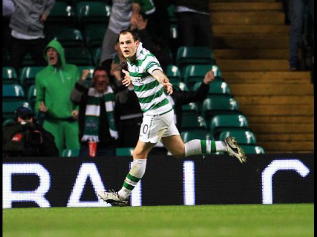 Celtic 3-1 Rennes: Match Report