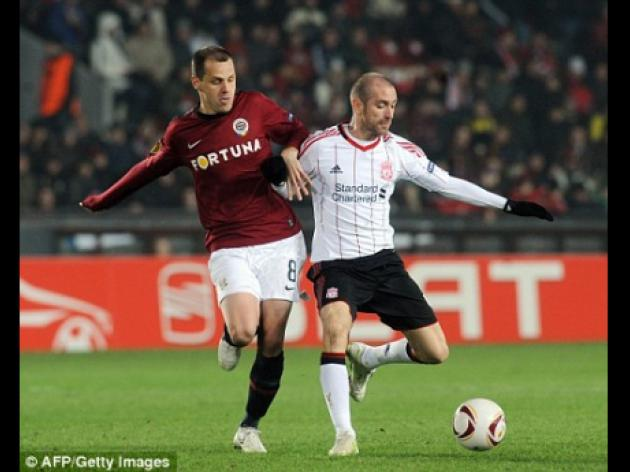 Sparta Prague's Marek Matejovsky warns Liverpool ahead of Europa League tie