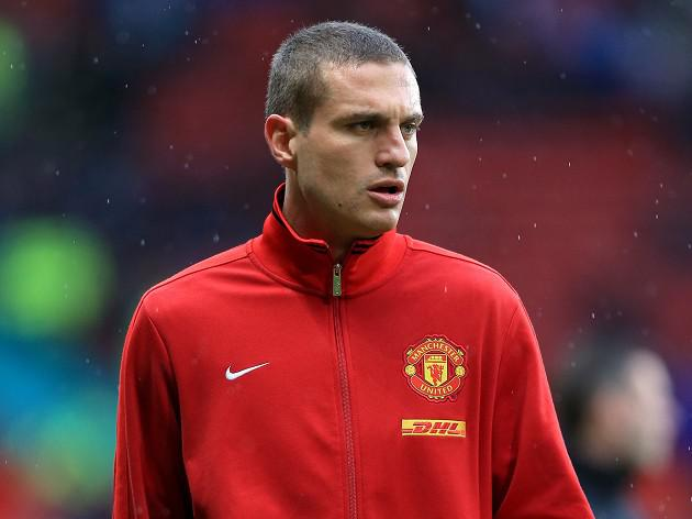 Manchester United boss Sir Alex Ferguson to take it slowly with Nemanja Vidic