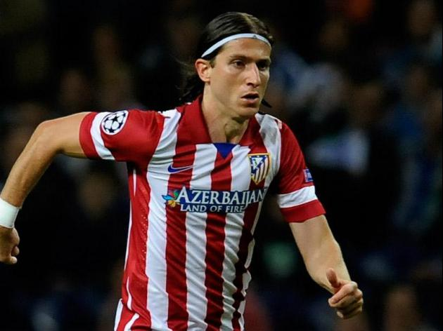 Filipe Luis to push through Chelsea move