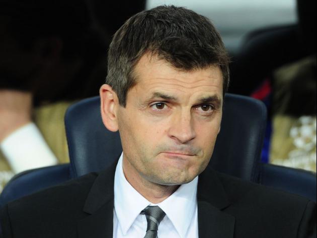 Former Barca coach Vilanova dies