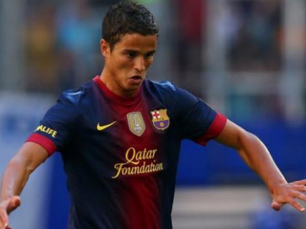 Arsenal chase Barca winger Afellay