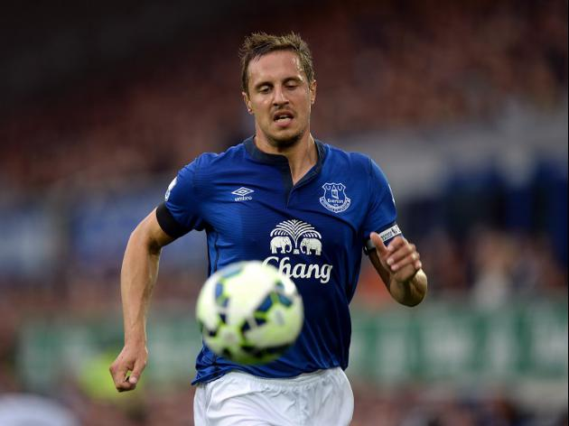 Jagielka 'can't get enough games'