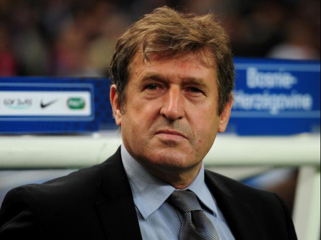 Susic plays down Bosnias World Cup fairytale