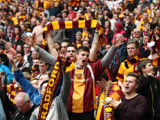 Bradford 2-0 Sheff Utd: Match Report