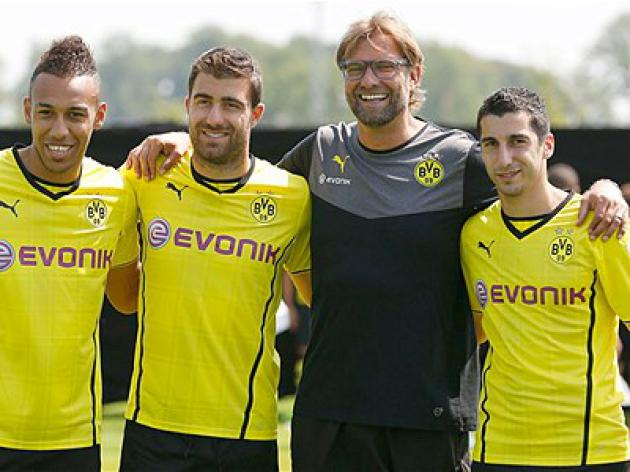 Defiant Dortmund ready to rival Bayern