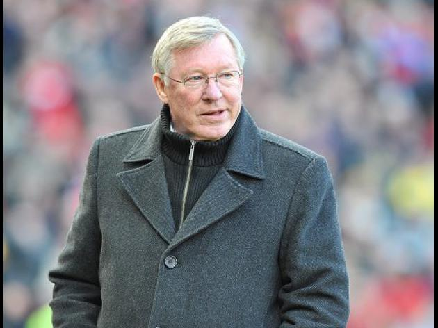 Ferguson does not foresee drama