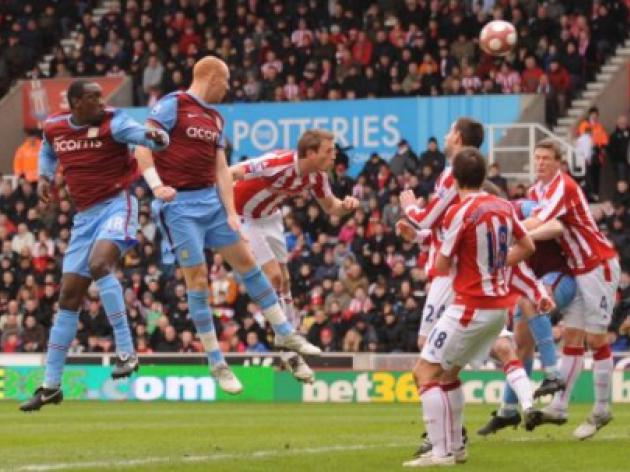 Stoke City 0 Aston Villa 0: March madness goes on for O'Neill