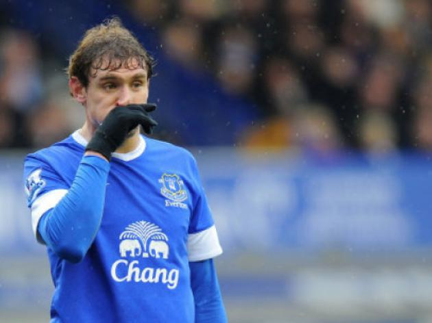 Everton's Jelavic Dilemma
