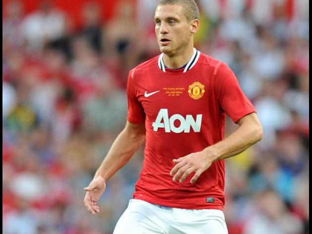 Rio claims were nonsense, insists Vidic