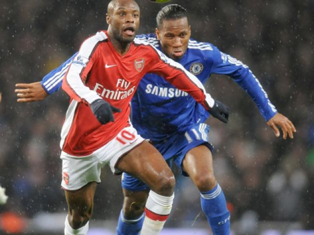 Chelsea V Arsenal - Follow LIVE Text Commentary
