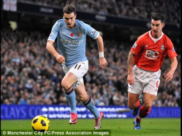Dale Roberts death - Manchester City star Adam Johnson's tribute