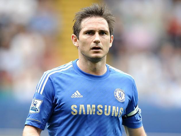 Mourinho to manage use of Lampard