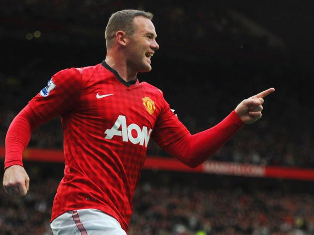 Chelsea chasing Manchester United's Wayne Rooney?