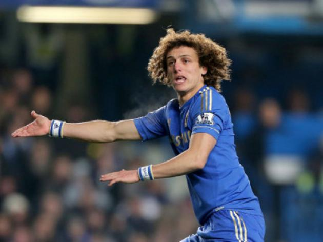 David Luiz- key to Chelsea's Europa League success?