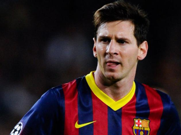 Messi feeling low over injury - Pique