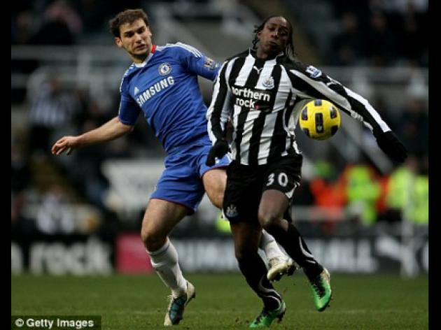 Branislav Ivanovic doesn't want to be Chelsea wide boy