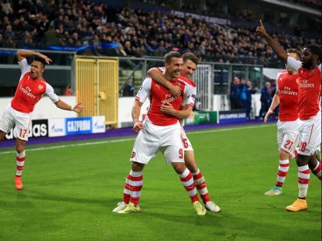 Arsenal's spirit and character come to the fore (again)