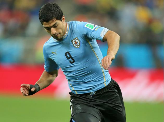 Suarez hit with four-month football ban
