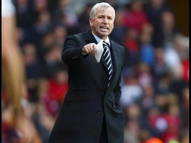 'We're struggling for confidence' says Newcastle boss Alan Pardew