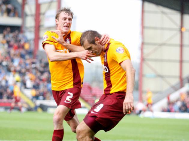 Bradford 4-0 Carlisle: Match Report