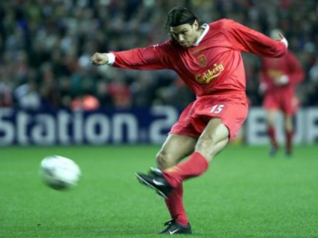 Patrik Berger forced to hang up his boots as knee problems get the better of ex-Liverpool star