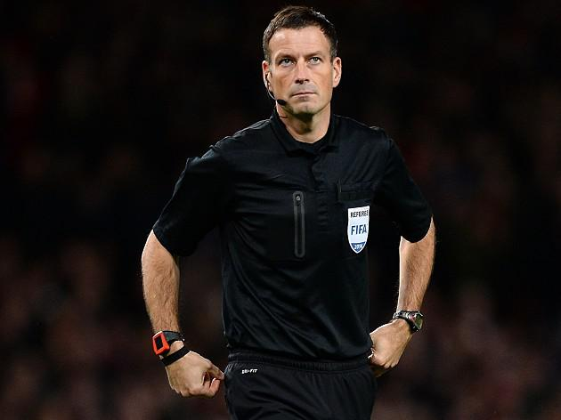 Saints stick to guns on Clattenburg