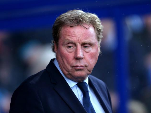 Redknapp vows not to repeat errors