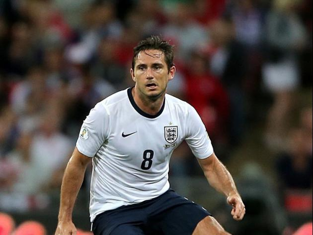 Lampard in City's Champions League squad
