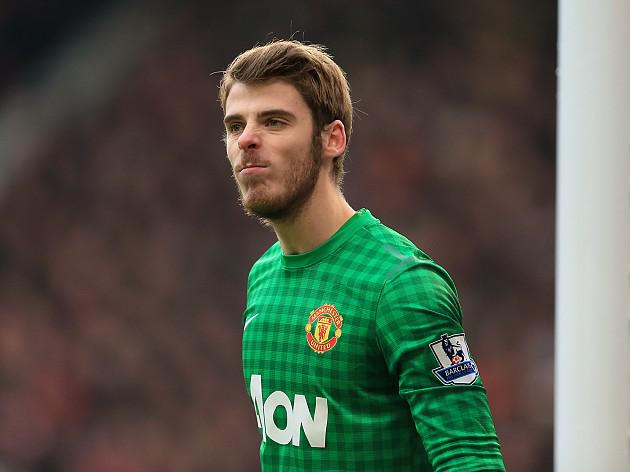 Man United star Michael Carrick hails David De Gea