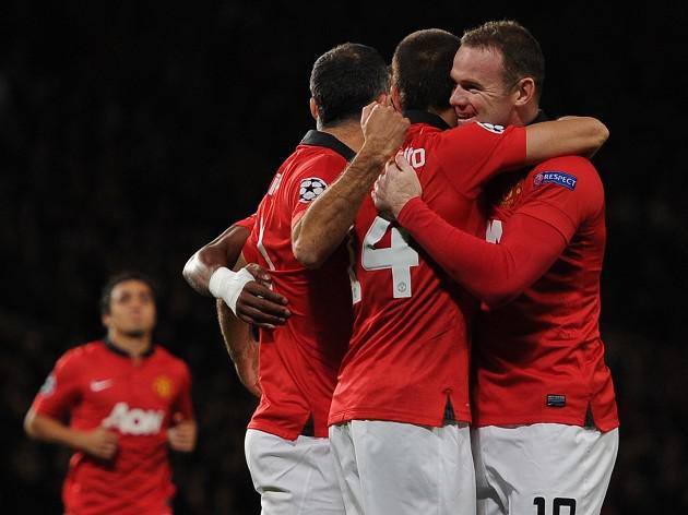 Rooney inspires United victory