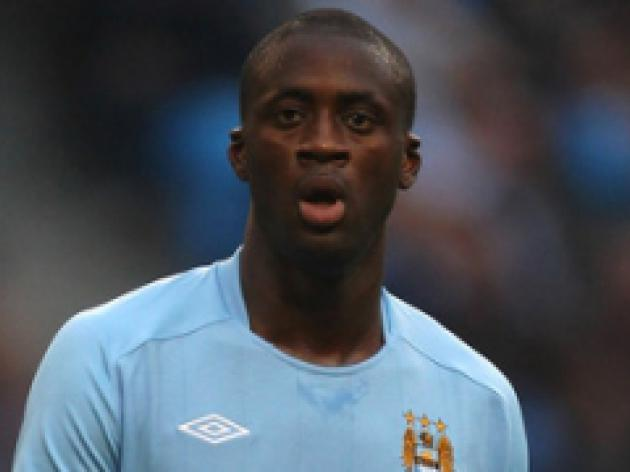 Toure: Juve are still favourites