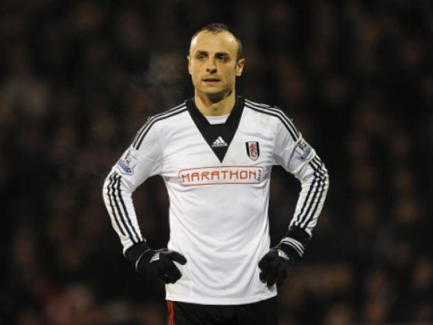 Arsenal Gunner make a move for Berbatov?