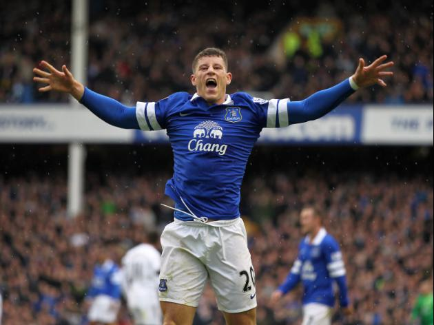 Liverpool set for record Barkley bid