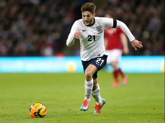 Lallana: I am focused on England