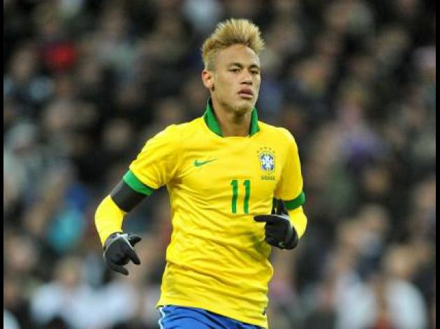 Neymar: No fear over 'favourites' Spain