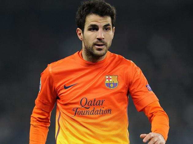 'Cesc Fabregas brings a lot to Barca', says Dani Alves